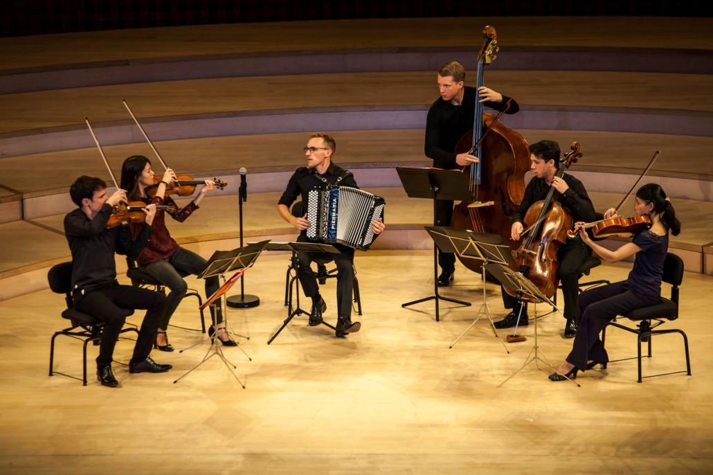 7.Le Pari des Bretelles par Mathias Nicolas - La Seine Musicale - 2017